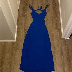 Express Blue Summer dress